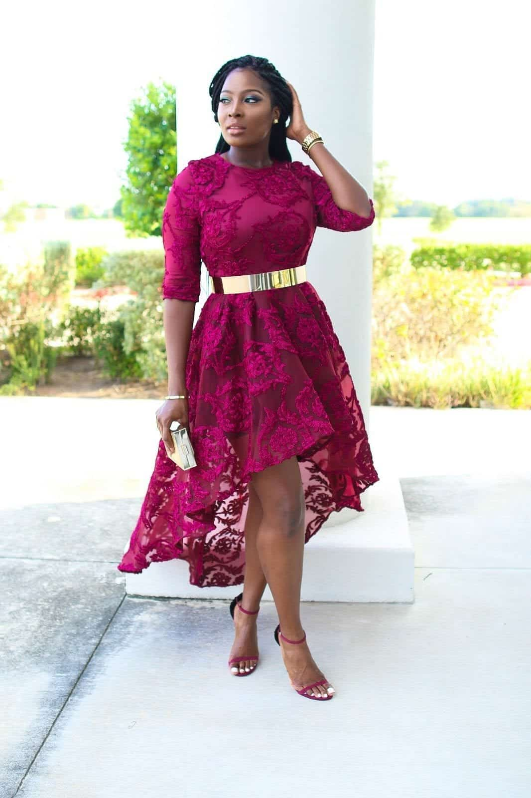 Modern African Dresses-18 Latest African Fashion Styles 2017